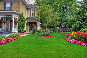 Four Ways Landscape Design Can Benefit Your Home